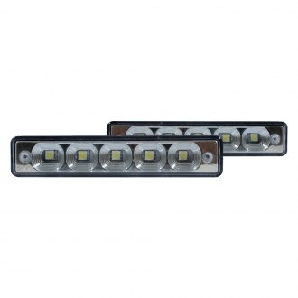 "Extreme Dimensions® - 6"" Straight LED Daytime Running Light Kit"
