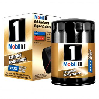 Mobil 1® - Performance Oil Filters and Relocation Kits