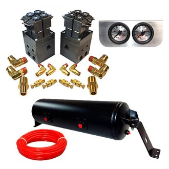 EZ Air Ride® - Makeover Air Suspension Management Kit