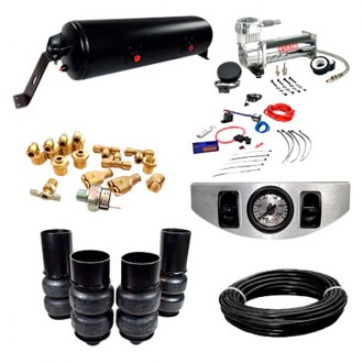 EZ Air Ride® - Classic™ Front and Rear Air Suspension Kit