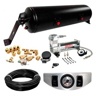 EZ Air Ride® - 2 Way Air Ride Air Suspension Management Kit