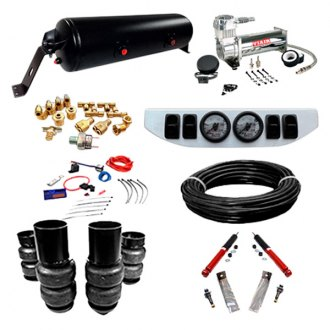 EZ Air Ride® - Classic+™ Front and Rear Air Suspension Kit