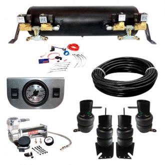 EZ Air Ride® - Deluxe™ Front and Rear Air Suspension Kit