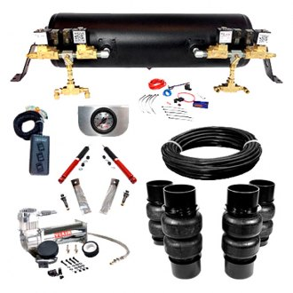 EZ Air Ride® - Platinum™ Front and Rear Air Suspension Kit