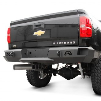 2015 gmc sierra off road rear bumpers. Black Bedroom Furniture Sets. Home Design Ideas