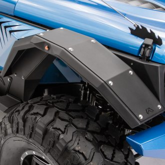 Fab Fours® - Wide Fender Flares