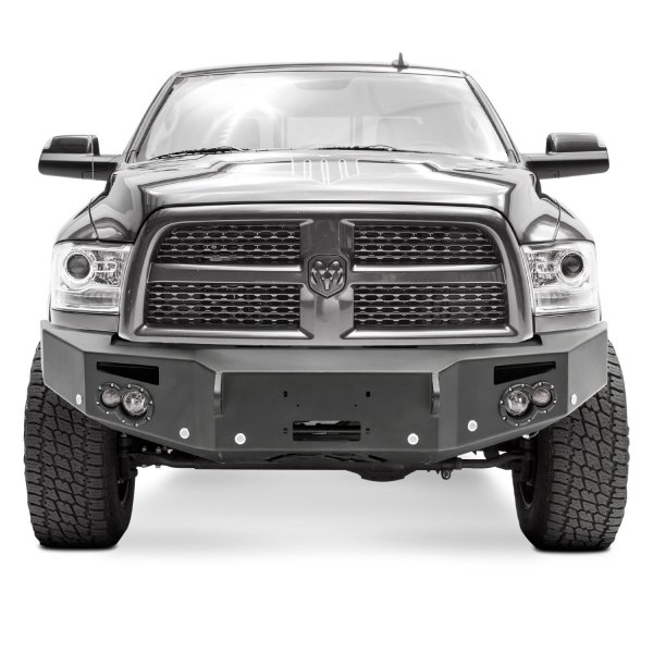 Fab Fours® - Premium Full Width Front HD Raw Bumper Image may not reflect your exact vehicle!