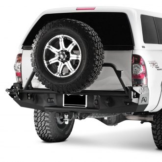 Fab Fours® - Premium Rear Base Bumper