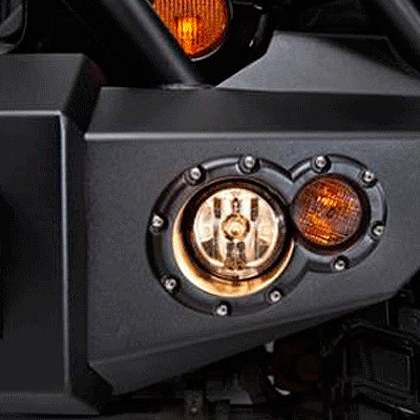 Fab Fours® - Injection Molded Light Housing