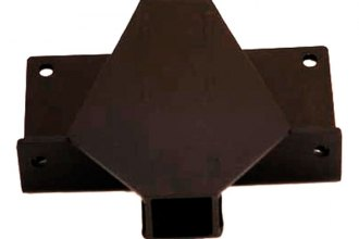 "Fab Fours® - 2"" Front Receiver Hitch Adapter"