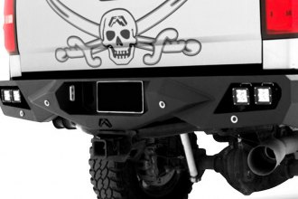 Fab Fours® - Vengeance Rear Bumper