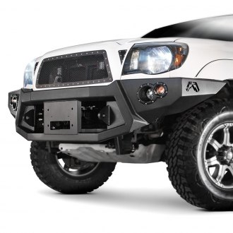 Fab Fours® - Premium Full Width Front Winch HD Bumper