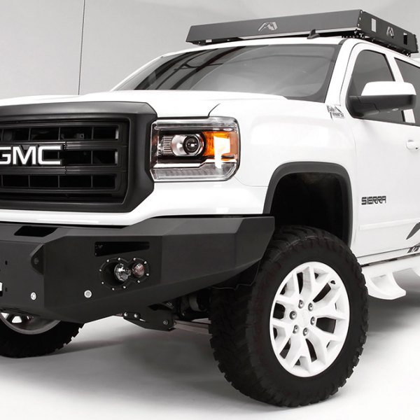 Fab Fours™ | Offroad Bumpers & Truck Accessories - CARiD.com