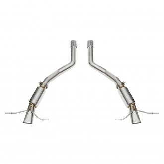 Fabspeed® - Supercup Exhaust System with Split Rear Exit