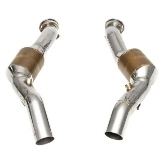 Fabspeed® - Primary Direct Fit Catalytic Converters with Straight Pipes