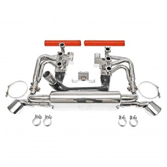 Fabspeed® - Full Exhaust System with Split Rear Exit
