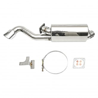 Fabspeed® - Maxflo Performance Exhaust System with Dual Rear Exit