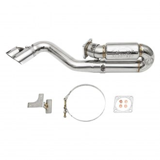 Fabspeed® - Supercup Race Exhaust System with Dual Rear Exit
