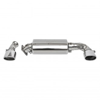 Fabspeed® - Maxflo Performance Exhaust System with Split Rear Exit
