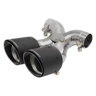 Fabspeed® - Deluxe Dual Style Exhaust Tips