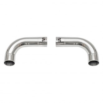 Fabspeed® - Muffler Delete Pipes without Tips