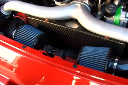 Fabspeed® Competition Air Intake System Video (HD)