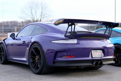 Fabspeed® 991-1 GT3 RS vs 991-2 GT3 (Full HD)