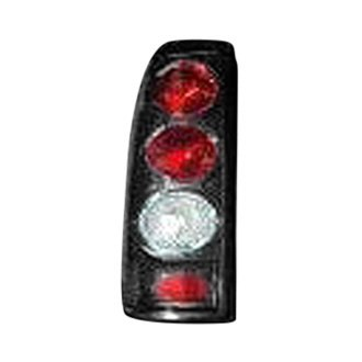 Fabtech® - Black/Red LED Tail Light Conversion Kit