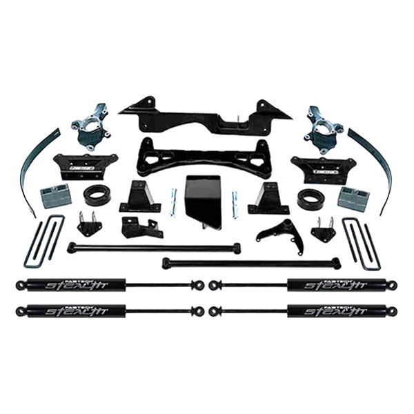 Fabtech® - Performance Front and Rear Suspension Lift Kit  sc 1 st  CARiD.com & Fabtech® - Chevy Blazer 2 Doors 4WD 1995-1999 6\
