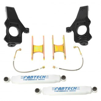 Fabtech® - Spindle Suspension Lift Kit