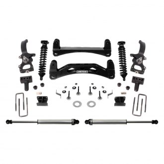 "Fabtech® - 6"" x 6"" Performance Front and Rear Suspension Lift Kit"
