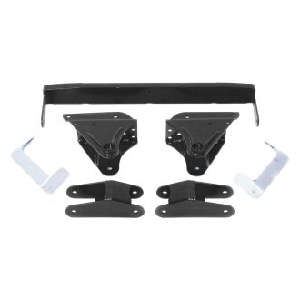 "Fabtech® - 3.5"" x 0"" Spring Hanger Front and Rear Suspension Lift Kit"