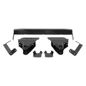 "Fabtech® - 3.5"" x 2"" Spring Hanger Front and Rear Suspension Lift Kit"