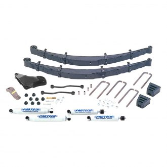 "Fabtech® - 5.5"" x 8"" Performance Front and Rear Suspension Lift Kit"