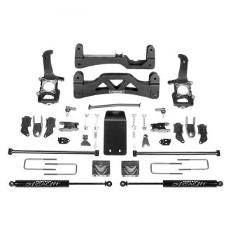 "Fabtech® - 6"" x 5"" Basic Front and Rear Suspension Lift Kit"