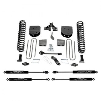 "Fabtech® - 6"" x 6"" Basic Front and Rear Suspension Lift Kit"