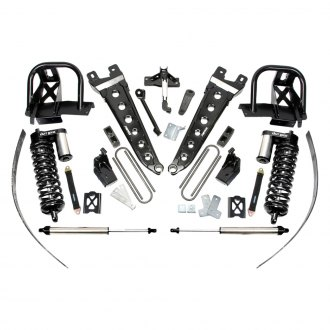 "Fabtech® - 8"" x 8"" Radius Arm Front and Rear Suspension Lift Kit"