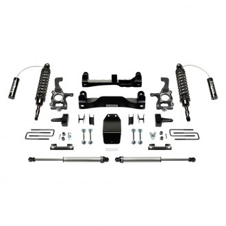 "Fabtech® - 4"" x 2.25"" Performance Front and Rear Suspension Lift Kit"