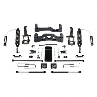 "Fabtech® - 6"" x 5"" Performance Front and Rear Suspension Lift Kit"