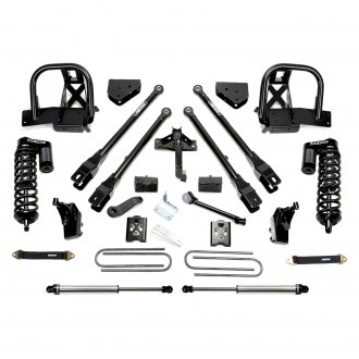 "Fabtech® - 4"" x 6"" 4 Link Front and Rear Suspension Lift Kit"