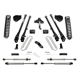 "Fabtech® - 6"" 4 Link Front and Rear Suspension Lift Kit"