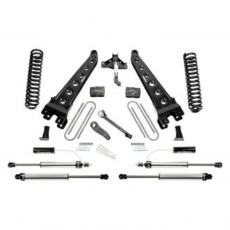 "Fabtech® - 6"" Radius Arm Front and Rear Suspension Lift Kit"