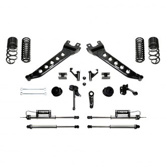 "Fabtech® - 5"" x 2"" Radius Arm Front and Rear Suspension Lift Kit"