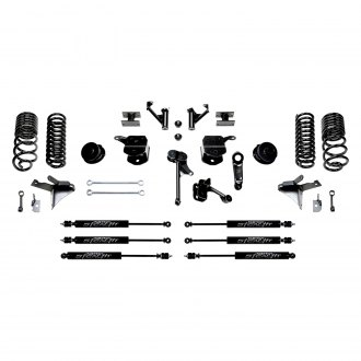 "Fabtech® - 5"" x 2"" Basic Front and Rear Suspension Lift Kit"