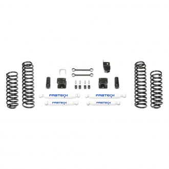 "Fabtech® - 3"" x 3"" Sport Front and Rear Suspension Lift Kit"