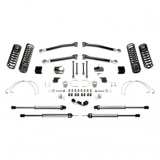 "Fabtech® - 5"" x 5"" Trail Front and Rear Long-Travel Suspension Lift Kit"
