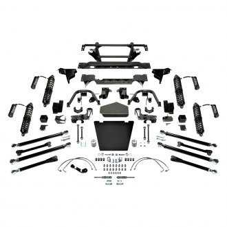 "Fabtech® - 5"" x 3""-5"" Crawler Front and Rear Suspension Lift Kit"