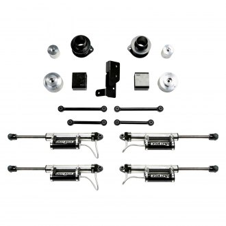 Fabtech® - Coil Spacer Suspension Lift Kit