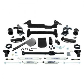 "Fabtech® - 6"" Performance Front and Rear Suspension Lift Kit"