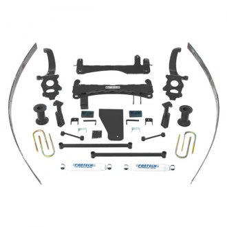 "Fabtech® - 6"" x 3"" Basic Front and Rear Suspension Lift Kit"